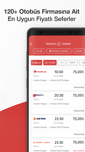 oBilet - Bus and Air Ticket