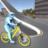 icon BMX Mad Boy Stunt Bicycle Racing 1.6