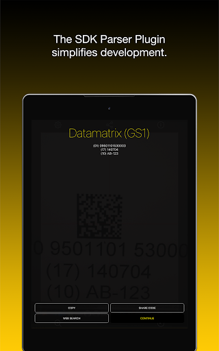 Manatee Works Barcode Scanner