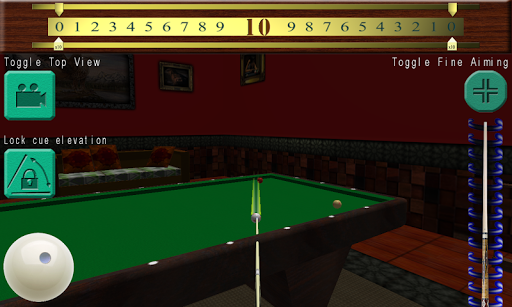 Real Carom Billiard