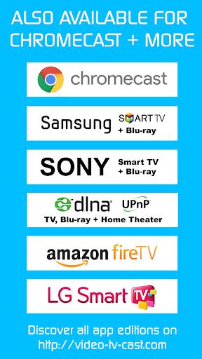 Video & TV Cast   Roku Remote