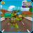 icon Super Ninja Runner Turtles Adventure 1.0