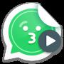 icon Animated Stikcer Maker