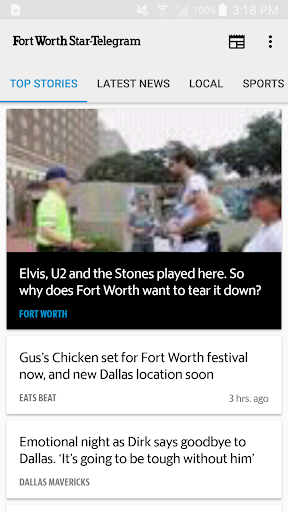Ft Worth Star-Telegram News