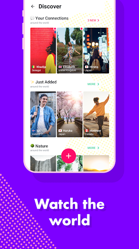 Ablo: Talk to new people & explore the world