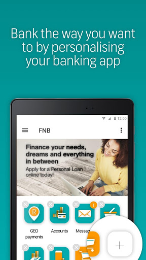 Free download FNB Banking App APK for Android