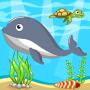 icon Game Anak Edukasi Hewan Laut