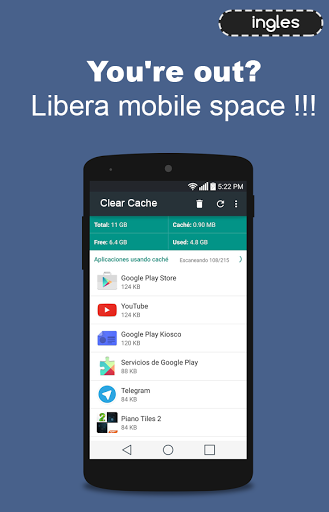 Clear Cache for Vivo Y55L - free download APK file for Y55L
