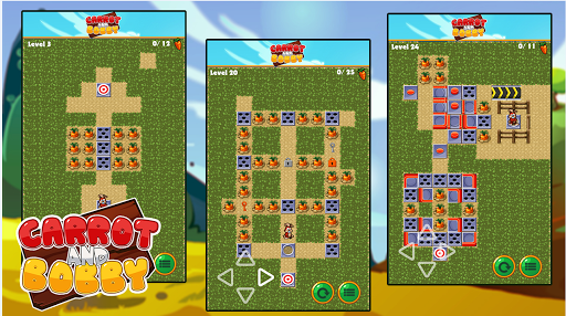 Free download Bobby and Carrot - Puzzle game APK for Android