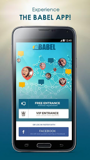 BABEL: Chat & dating