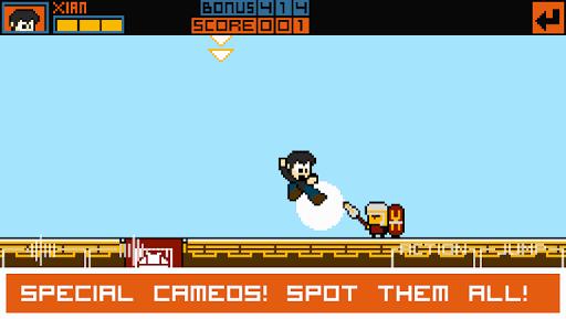 GameStart Pixel Battle