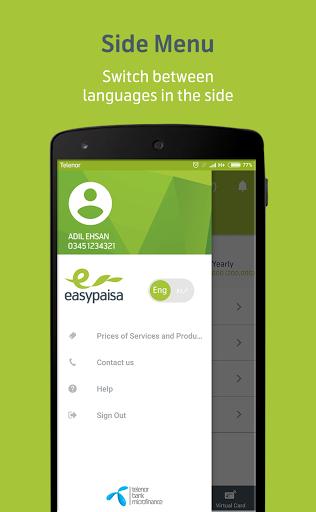 Easypaisa for BlackBerry DTEK50 - free download APK file for