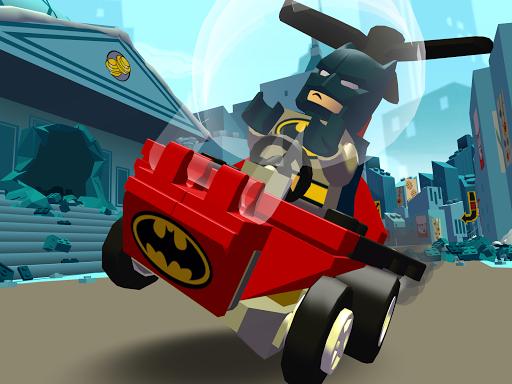 LEGO® DC Mighty Micros - free Batman™ racing game