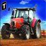 icon Farm Tractor Simulator 3D