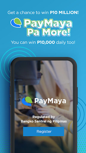 PayMaya for BlackBerry KEYone - free download APK file for