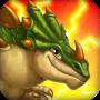 icon Dragons World
