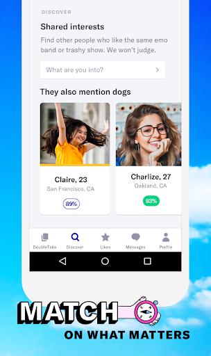 OkCupid gratis online dating service Wat doet radiometrische dating betrekken