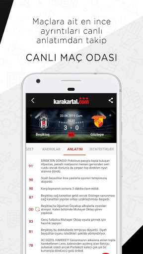 Karakartal - Besiktas News