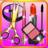 icon Princess Salon: Make Up Fun 3D 7.0