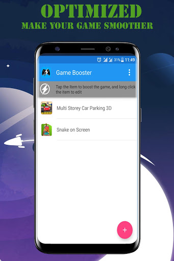 Game Booster-Free Game Launcher for Oppo F3 Plus - free download APK