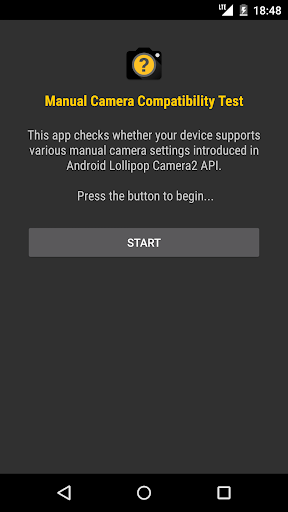 Manual Camera Compatibility for Vivo V5s - free download APK