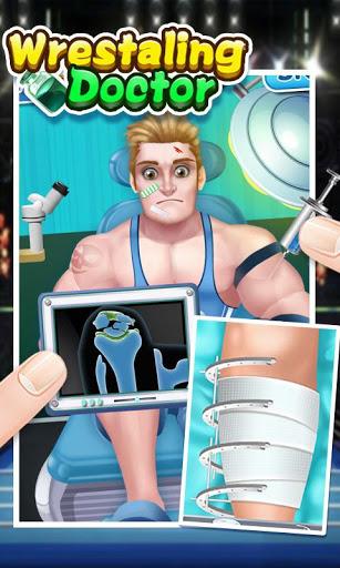 Wrestling Injury Doctor