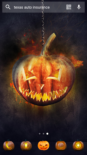 Halloween Solo Launcher Theme