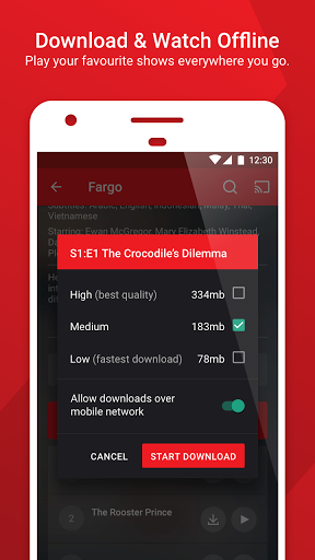 Free download iflix APK for Android