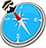 icon com.quranreading.qibladirection 7.0