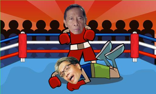 Duterte Boxing Game