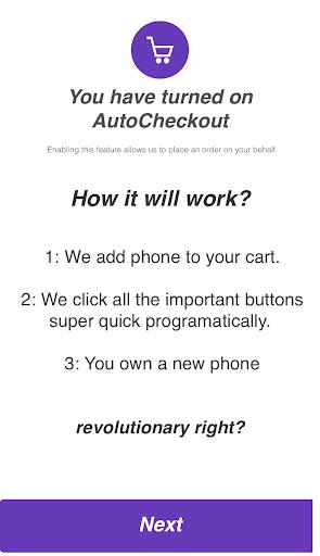 Flash Sale Helper for Xiaomi Redmi Y2 - free download APK