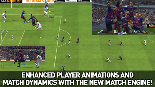 PES CLUB MANAGER for vivo Y81 - free download APK file for Y81