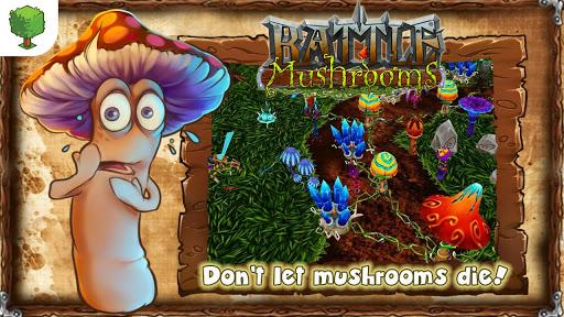 Battle Mushrooms