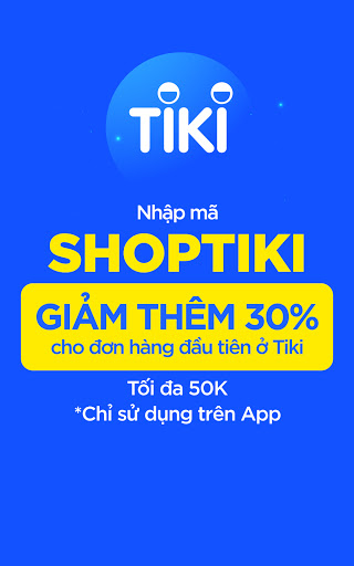 Tiki.vn - Shopping Happiness