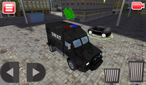Free download SWAT Police Car Driver 3D APK for Android