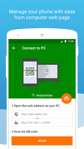Xender - File Transfer & Share for Inoi 8 - free download