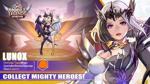 Mobile Legends Adventure For Huawei Honor V9 Free Download Apk File For Honor V9