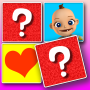 icon Kid Games: Match Pairs