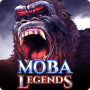 icon MOBA Legends Kong Skull Island
