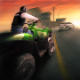 icon Police Quad Chase Simulator 3D