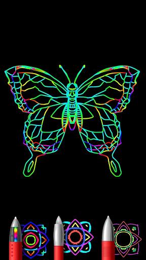 Doodle Master - Glow Art
