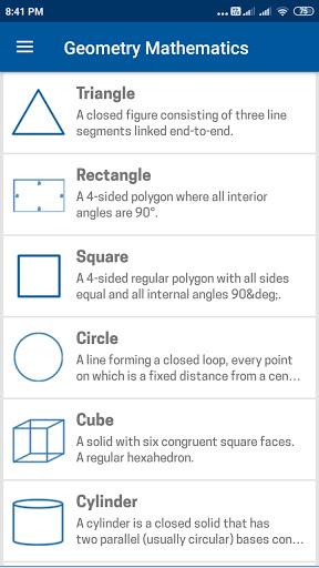 Geometry Mathematics