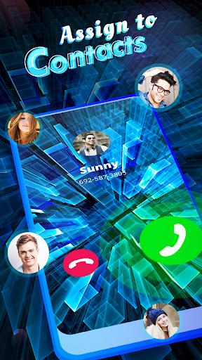 Color Call Screen - Phone Caller Screen Themes