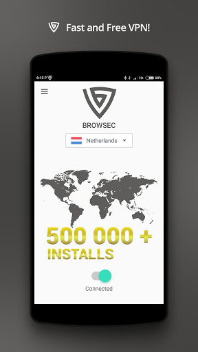 Free download Browsec VPN - Free and Unlimited VPN APK for