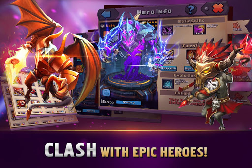 Clash of Lords 2: New Age for Intex Aqua Crystal - free
