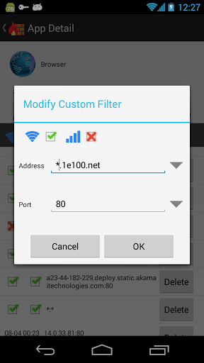NoRoot Firewall for Samsung Galaxy J7 Prime - free download