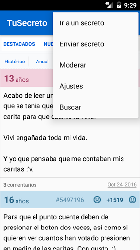 Free download TuSecreto APK for Android