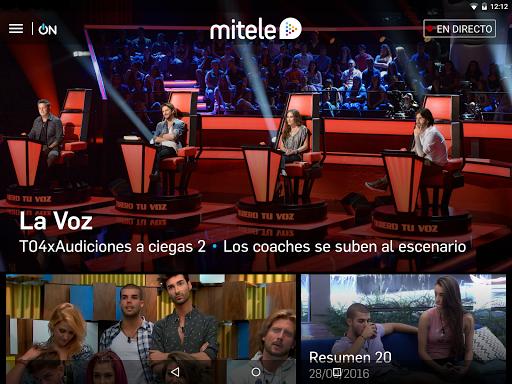 Free download Mitele - Mediaset Spain VOD TV APK for Android