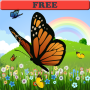icon Color. Book: Butterfly!