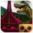 icon Real Dinosaur RollerCoaster VR 2.8